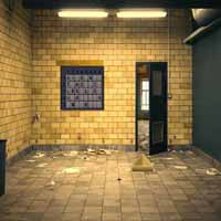 Escape Game Psychiatric Hospital